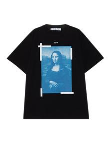 OFF-WHITE C/O VIRGIL ABLOH Monalisa Over Black