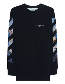 OFF-WHITE C/O VIRGIL ABLOH DIAG Colored Arrows Black