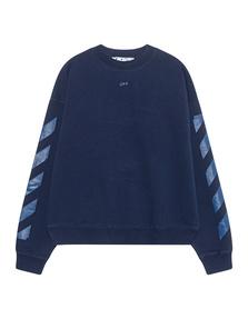 OFF-WHITE C/O VIRGIL ABLOH Rubber Arrow Skate Blue