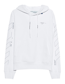 OFF-WHITE C/O VIRGIL ABLOH Diag Unfinished White