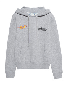 OFF-WHITE C/O VIRGIL ABLOH Slim Thunder Grey