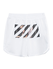 OFF-WHITE C/O VIRGIL ABLOH Caravaggio Angel Mesh White