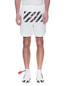 OFF-WHITE C/O VIRGIL ABLOH Caravaggio Shorts White