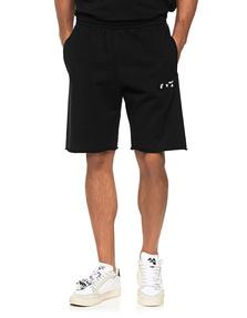 OFF-WHITE C/O VIRGIL ABLOH Short Logo Black