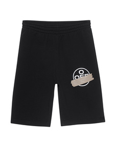 OFF-WHITE C/O VIRGIL ABLOH Tape Short Arrows Black