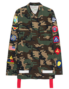 OFF-WHITE C/O VIRGIL ABLOH Archive Field Camo All Over