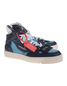 OFF-WHITE C/O VIRGIL ABLOH Off Court Low 3.0 Sneakers Blue