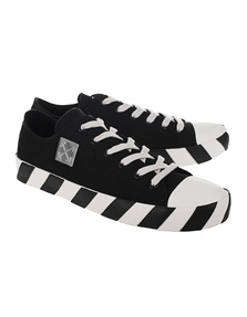 OFF-WHITE C/O VIRGIL ABLOH Low Stripe Black White