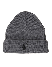 OFF-WHITE C/O VIRGIL ABLOH Hand Off Wool Grey