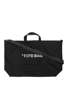 OFF-WHITE C/O VIRGIL ABLOH Tote Black