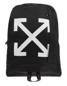 OFF-WHITE C/O VIRGIL ABLOH Back Diagonal Black