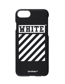 OFF-WHITE C/O VIRGIL ABLOH Diag iPhone Black