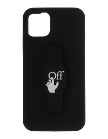 OFF-WHITE C/O VIRGIL ABLOH Silicon iPhone 11 PRO MAX Black
