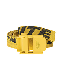 OFF-WHITE C/O VIRGIL ABLOH Mini Industrial 2.0 Yellow