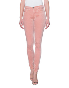 AG Jeans The Velvet Legging Rose Gold