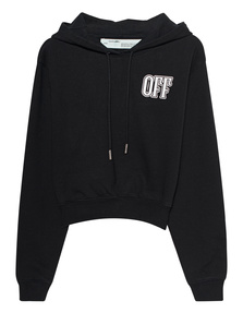 OFF-WHITE C/O VIRGIL ABLOH Lips Hood Black