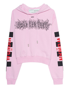 OFF-WHITE C/O VIRGIL ABLOH Taxi Cropped Pink