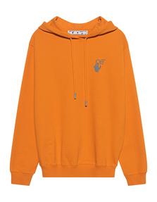 OFF-WHITE C/O VIRGIL ABLOH Chine Arrow Hood Orange
