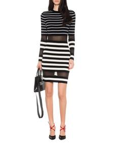 OFF-WHITE C/O VIRGIL ABLOH Multi Stripes Black