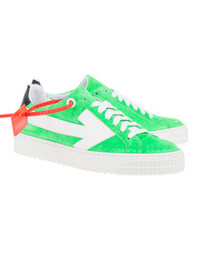 OFF-WHITE C/O VIRGIL ABLOH Arrow Neon Green