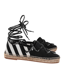 OFF-WHITE C/O VIRGIL ABLOH Diag Canvas Black