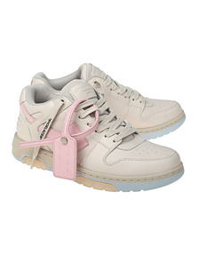 OFF-WHITE C/O VIRGIL ABLOH Out of office Beige Pink