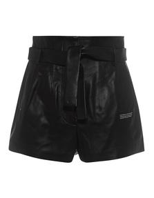 OFF-WHITE C/O VIRGIL ABLOH Paperbag Leather Black