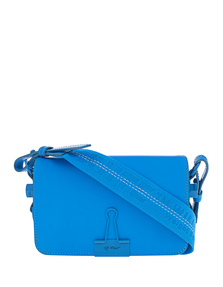OFF-WHITE C/O VIRGIL ABLOH Mini Flap Blue