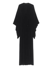 Plein Sud Kimono Long Black