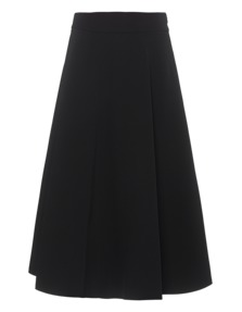 DKNY Midi Tria Clean Black