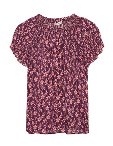 ULLA JOHNSON Leoda Burgundy