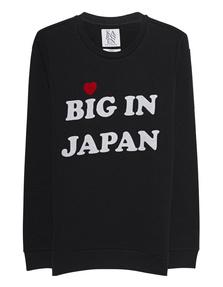 ZOE KARSSEN Big In Japan Black