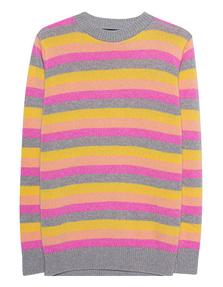 The Elder Statesman Stripes Multicolor