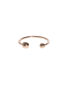 ART YOUTH SOCIETY Piercing Rose Gold