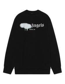Palm Angels Berlin Sprayed Black