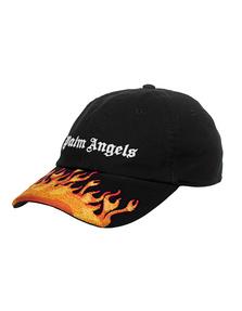 Palm Angels Burning Black