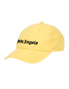 Palm Angels Classic Cap Yellow