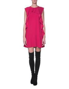 RED VALENTINO Volant Pink