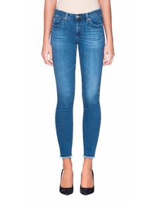 AG Jeans Legging Ankle Fringles Blue