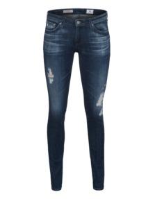 AG Jeans The Legging  Des Blue