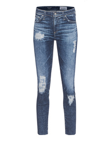AG Jeans The Stilt Crop 11 Years Blue