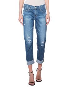 AG Jeans Ex-Boyfriend Slim Blue