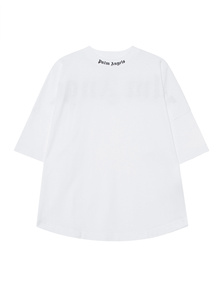 Palm Angels Oversize Logo White