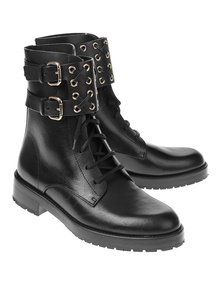 Yeezy Nubuck Military Boots Gr. EU 44 J5WF8