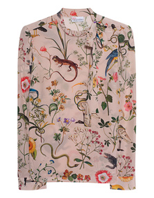 RED VALENTINO Camicia Multicolour