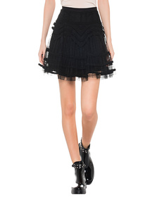 RED VALENTINO Gonna Black