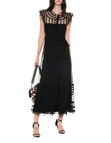 RED VALENTINO Abito Black