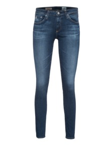 AG Jeans The Legging Ankle Super Skinny 4 Years Blue