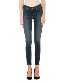 AG Jeans The Legging Ankle Blue