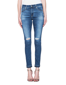 AG Jeans The Farrah Skinny Ankle 13 Years
